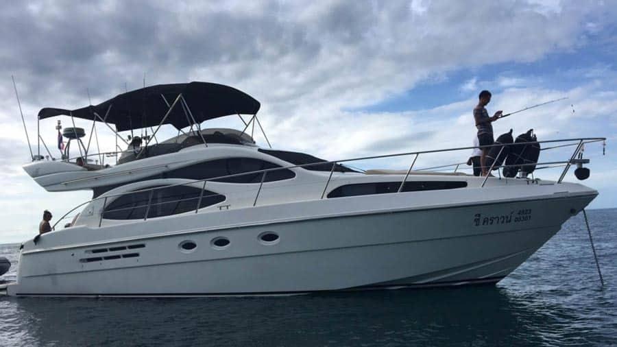 Yacht charter