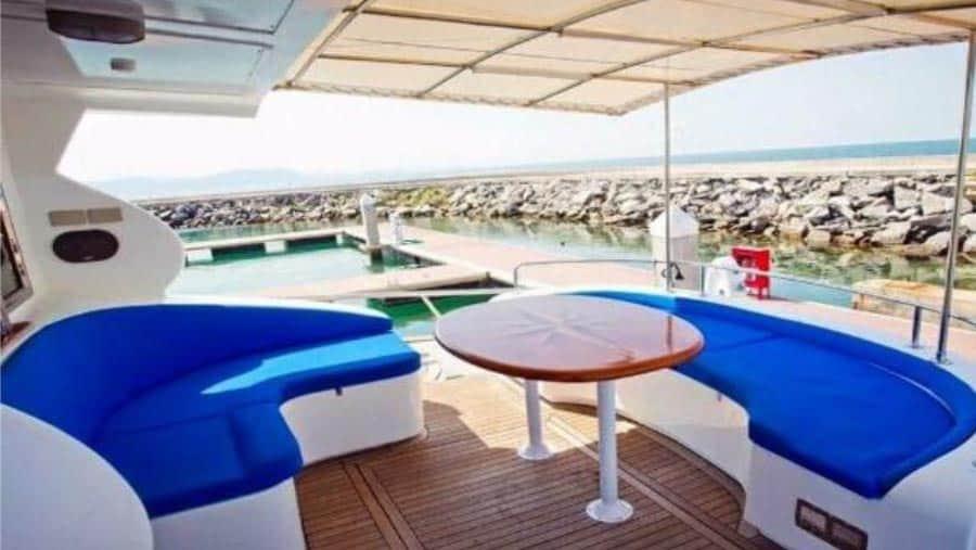 Infiniry Boat rental
