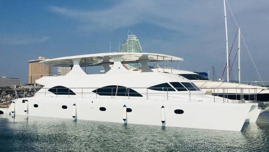 Boat hire pattaya
