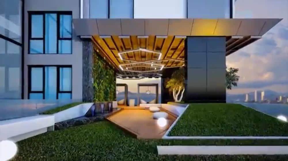 Diamond Tower Pratamnak Pattaya Luxury Condo Development