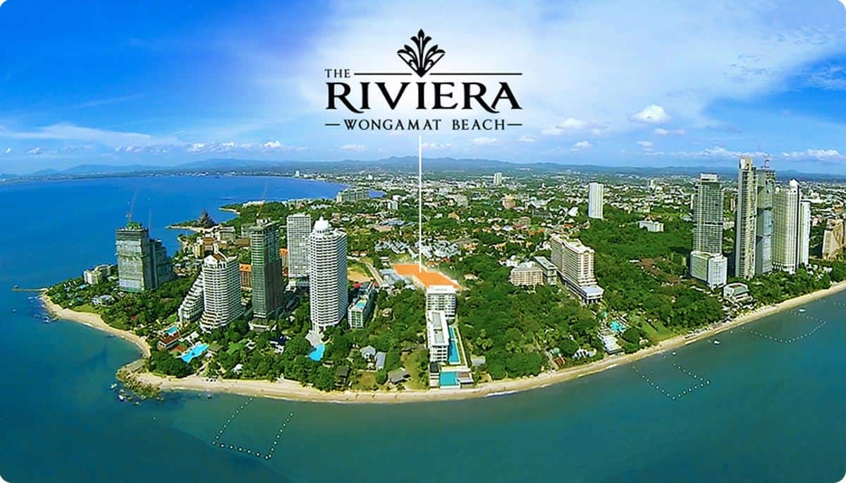 The Riviera Wongamat location