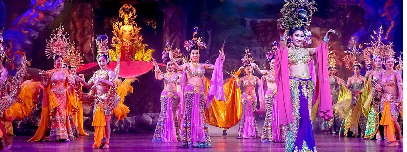 Tours Shows Excursions Pattaya