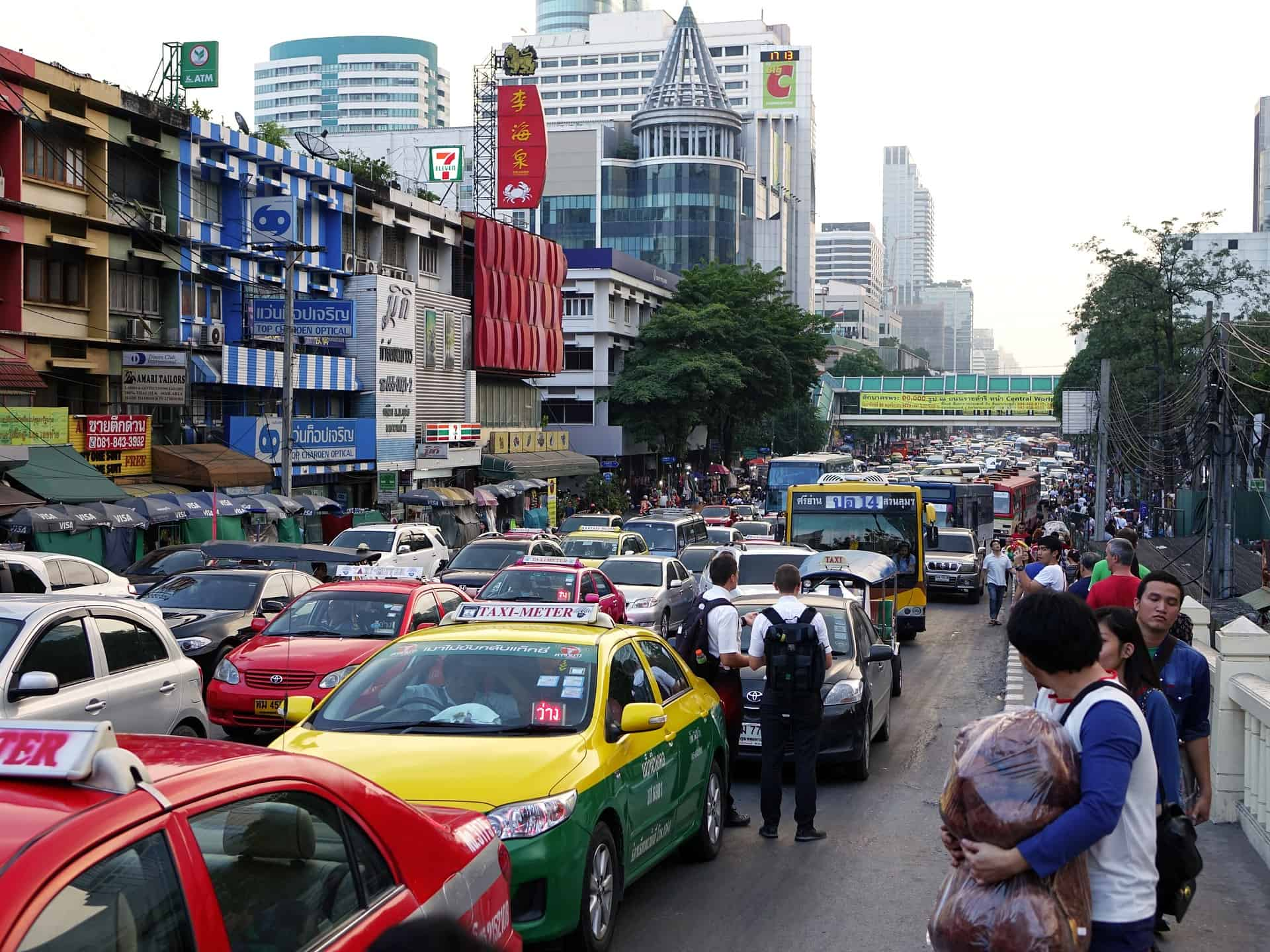 Thailand-Pattaya driving licence